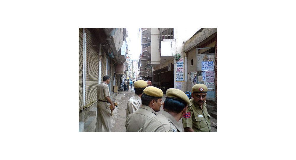 Policía de India