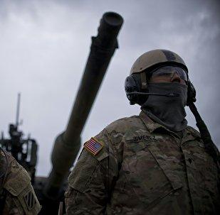 Los soldados del Ejército de EEUU