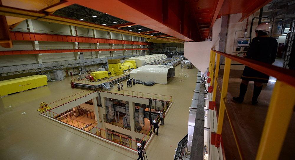 Central nuclear rusa de Beloyarsk