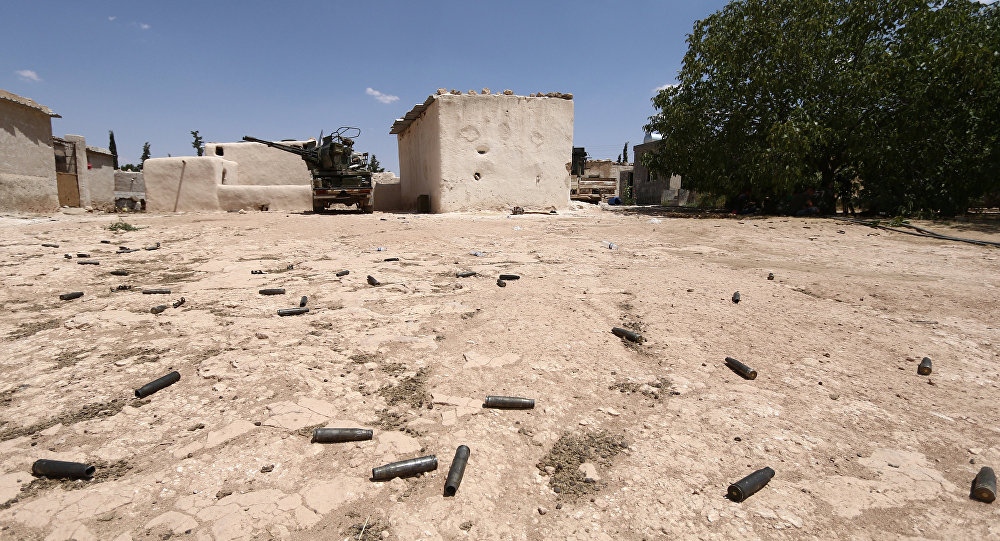 Manbij, Siria (archivo)