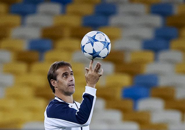 Julen Lopetegui, nuevo seleccionador de fútbol de España