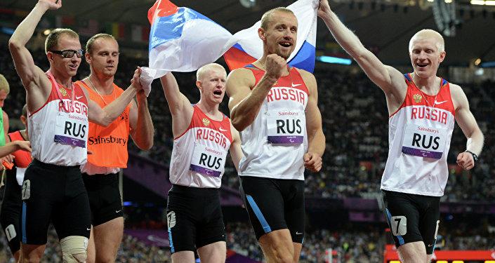Deportistas rusas