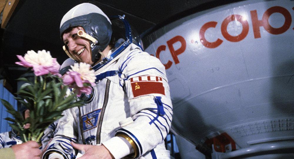 Svetlana Savítskaya, cosmonauta soviética