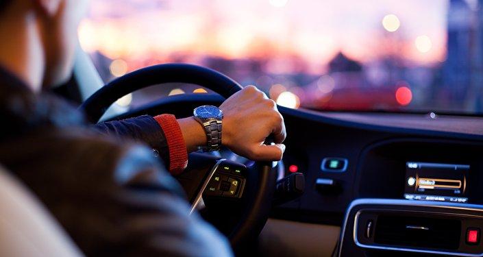 Un conductor (Archivo)