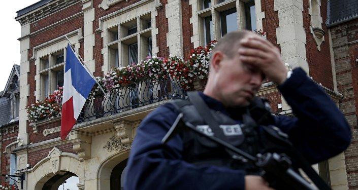 Policía francés (archivo)