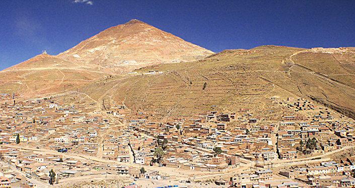 Cerro Rico de Potosí