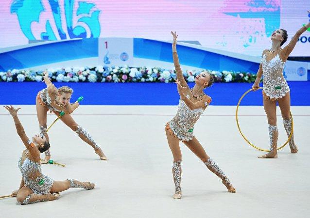 Selección rusa de gimnasia rítmica