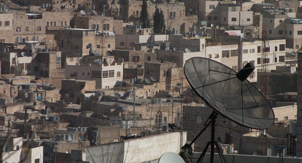 Un asentamiento judío en la Cisjordania ocupada