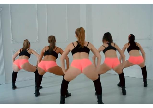 Bailarinas rusas