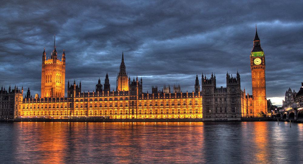 Parlamento del Reino Unido y el Big Ben en Londres (archivo)