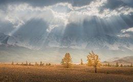 Espectaculares imágenes de la salvaje naturaleza rusa