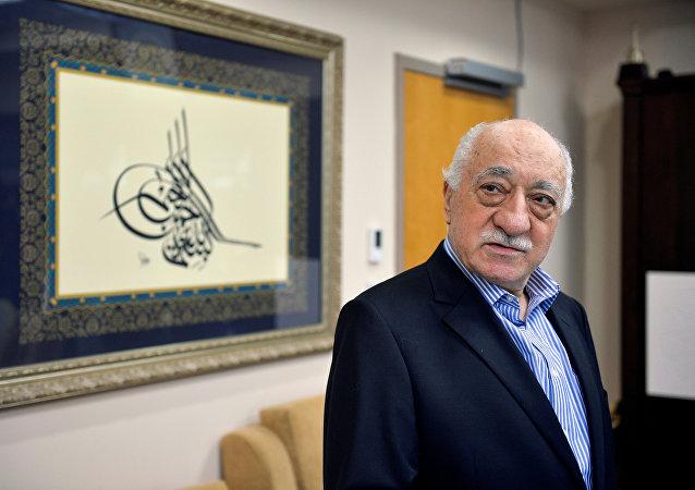 Fethullah Gulen, clérigo islámico y opositor turco