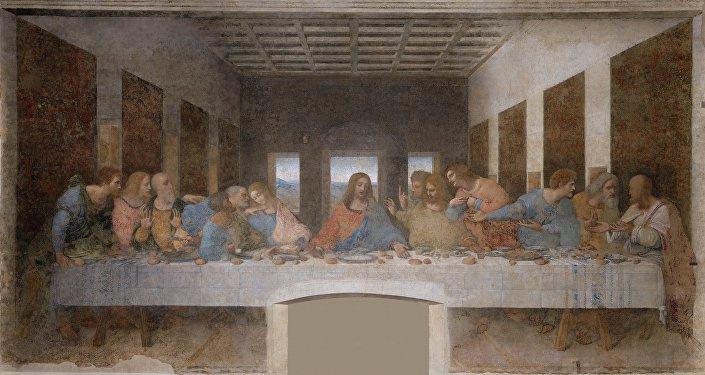 La última cena (Leonardo da Vinci)