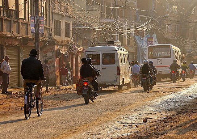Nepal (archivo)