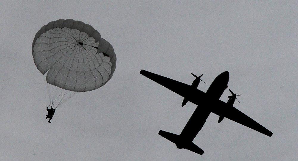 Fuerzas aeromóviles (archivo)
