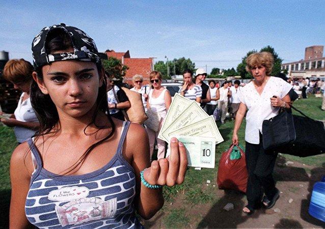 Crisis de 2001 en Argentina