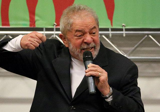 Luiz Inácio Lula da Silva, ex presidente de Brasil