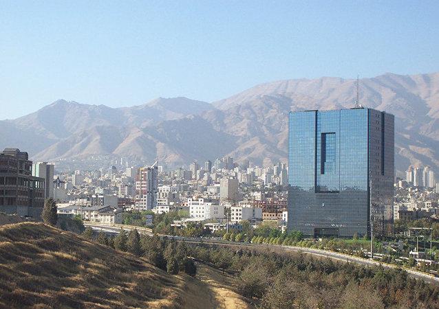 Central Bank of Iran, Tehran