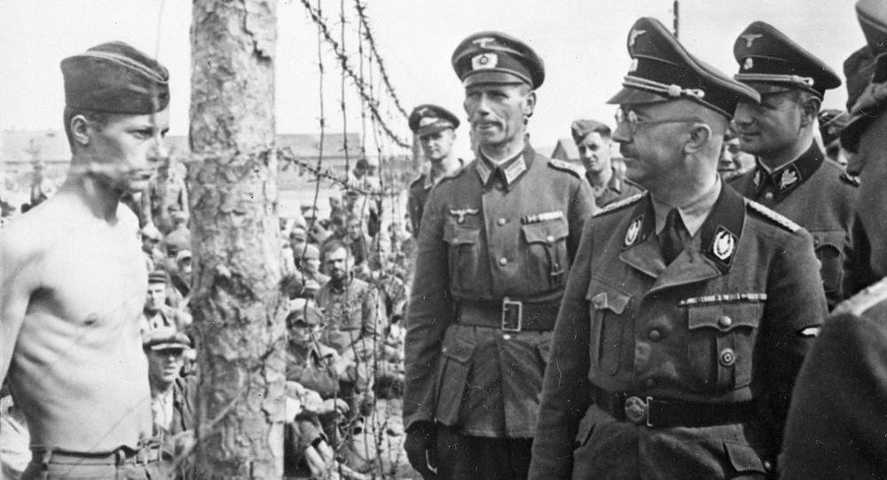 Recuperan diario de Heinrich Himmler, el cerebro del holocausto judío