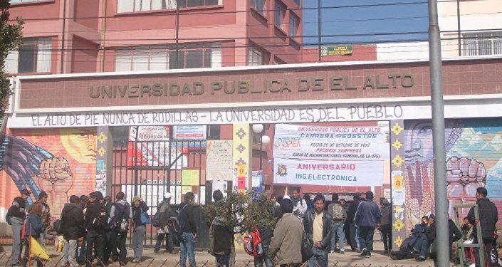 Universidad Pública de El Alto (UPEA)