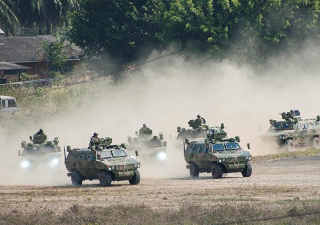 Ejercicios militares de las Fuerzas Armadas bolivianas