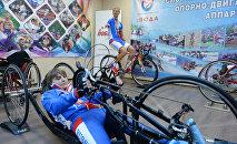 Los atletas paralímpicos rusos