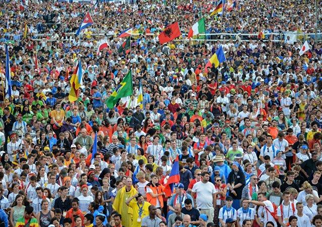 Las celebraciones de Jornadas de la Juventud en Polonia
