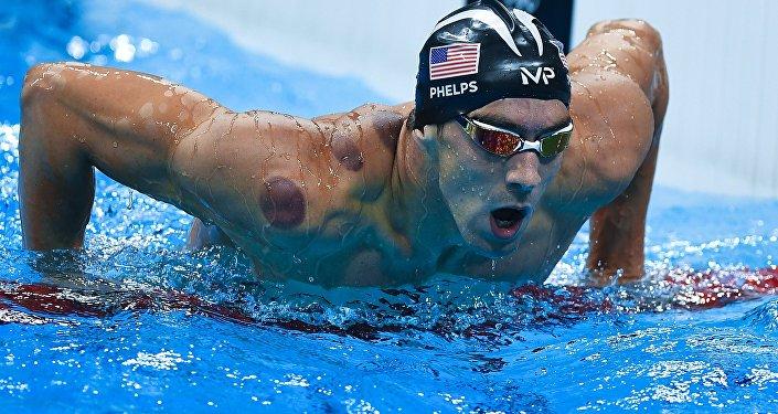 Michael Phelps en los JJOO 2016