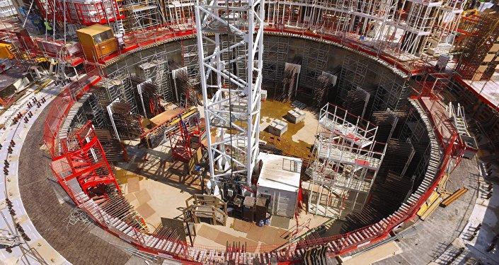 Un reactor de fusión 'Tokamak' de ITER