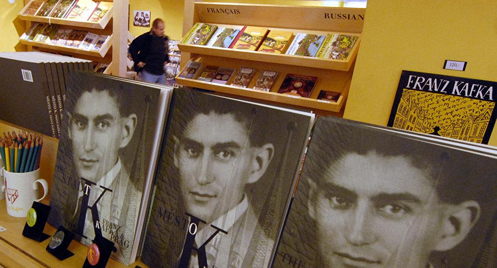 Los libros de Franz Kafka