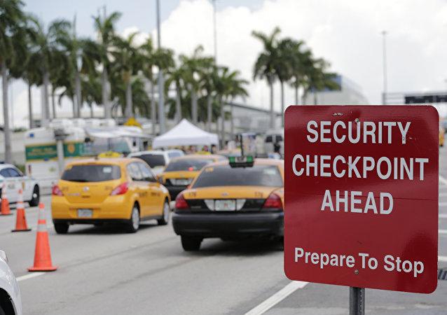 Aeropuerto de Miami (archivo)