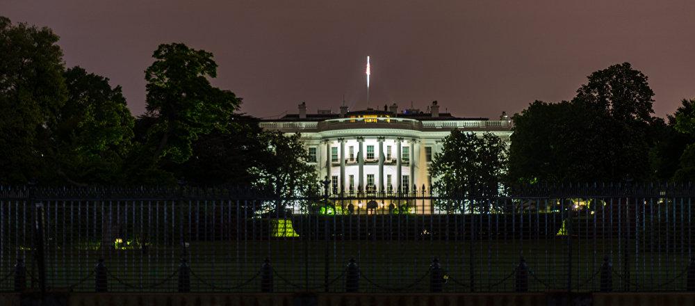 Casa Blanca en Washington, EEUU