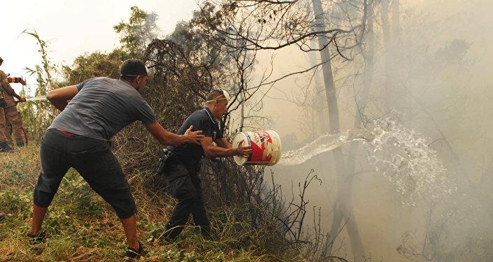 Cristiano Ronaldo envía ayuda a su pueblo natal por incendios