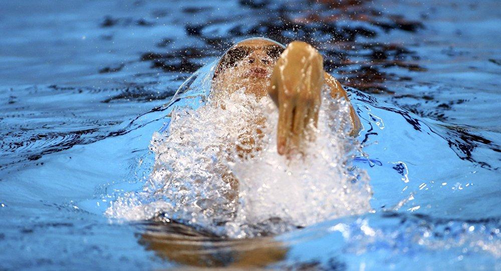 Evgeny Rylov, nadador ruso