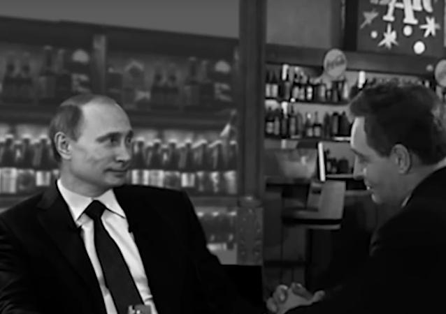 Putin y Stirlitz