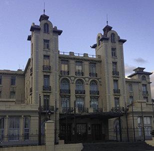 Sede del Mercosur en Montevideo