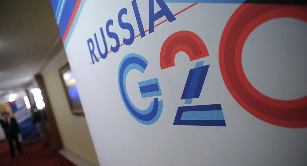 Rusia y el G20