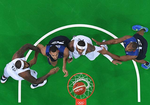 La selección de baloncesto de EEUU en Río