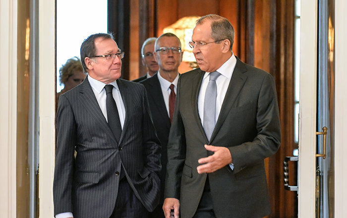 Embajada de Nueva Zelanda y Rusia en
