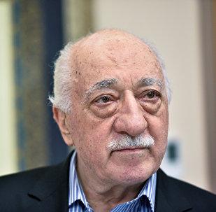 Fethullah Gulen, clérigo islámico turco y opositor al presidente Recep Tayyip Erdogan
