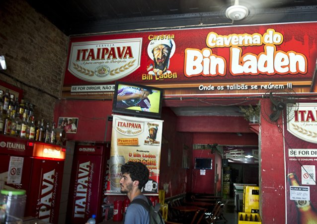 El bar de Bin Laden