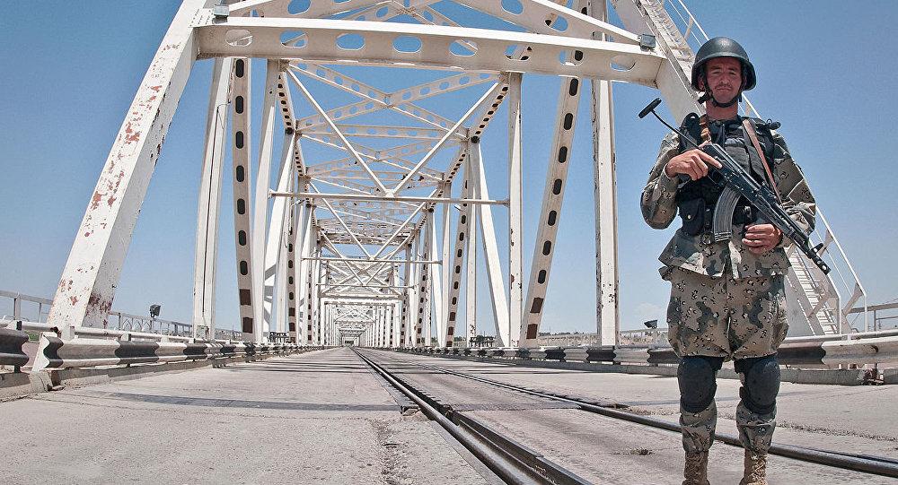 El puente de la amistad entre Afganistán y Uzbekistán