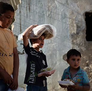 Los niños sirios