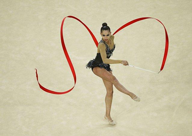 Margarita Mamun, gimnasta rusa
