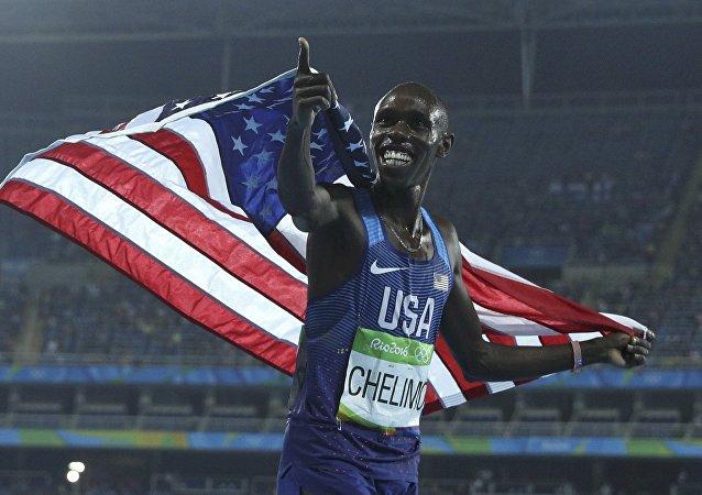 Paul Chelimo, corredor estadounidense