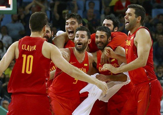 Selección masculina española de baloncesto