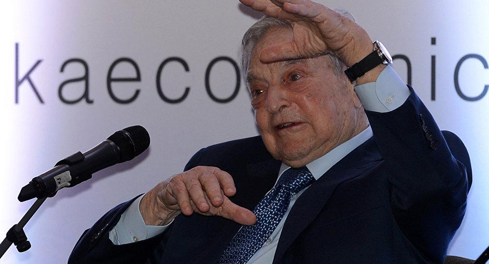Experto: Europa se deshace de Soros, harta de sus ONG