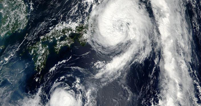 Al menos 9 muertos tras el paso del tifón Lionrock por Japón
