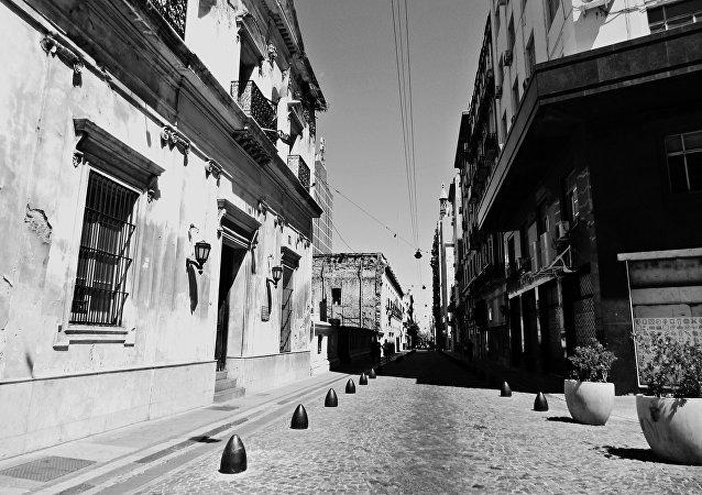 Barrio de Monserrat, Buenos Aires