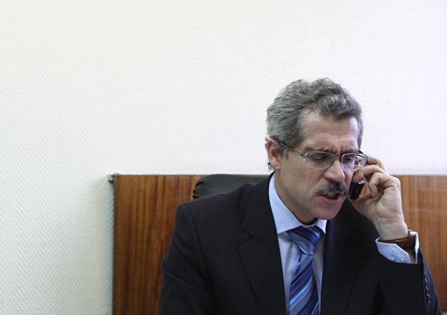 Grigori Ródchenkov, el exjefe del laboratorio antidopaje de Moscú